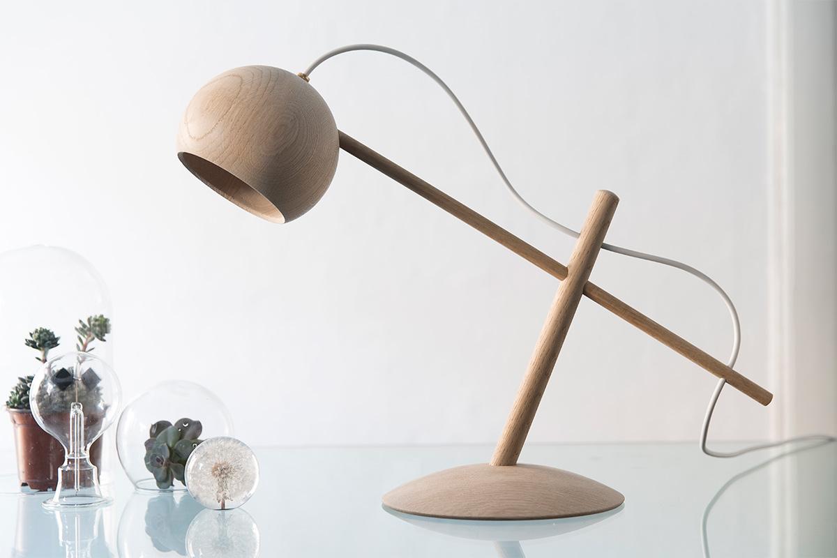 Brdr. Krüger Lampe Lune