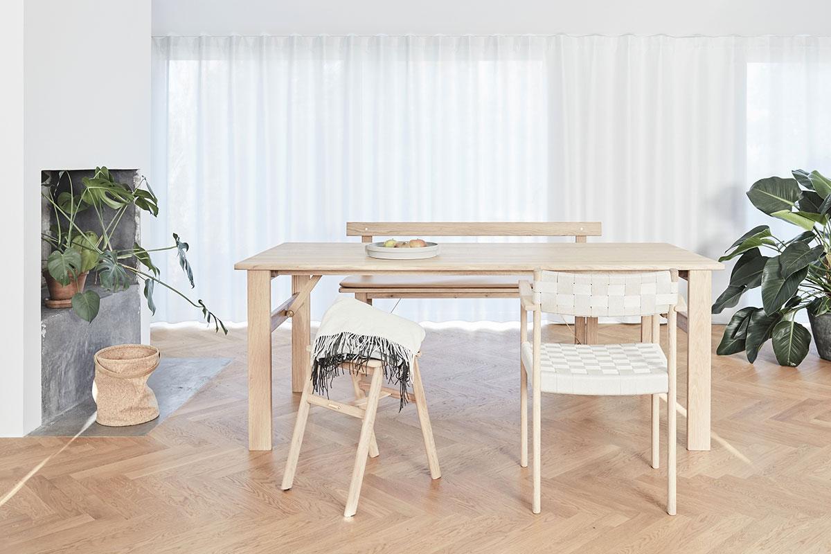 Form & Refine Esstisch Damsbo