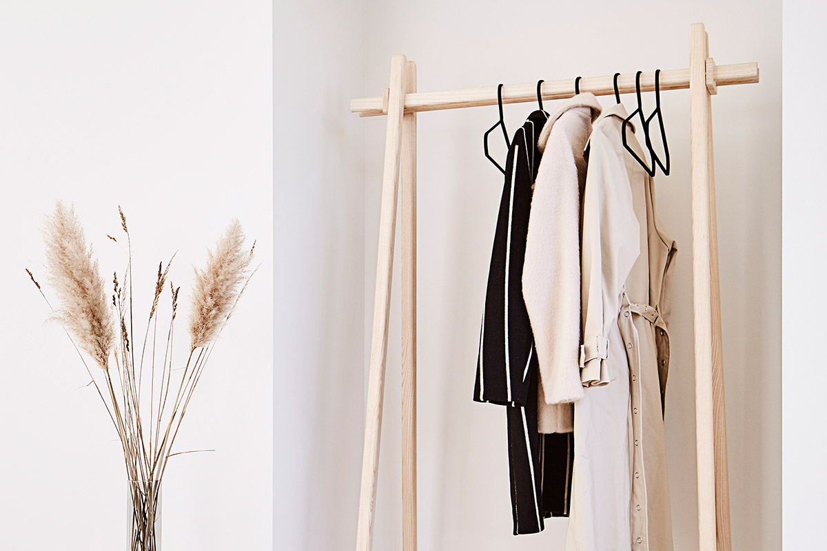 Andersen Clothes Rack