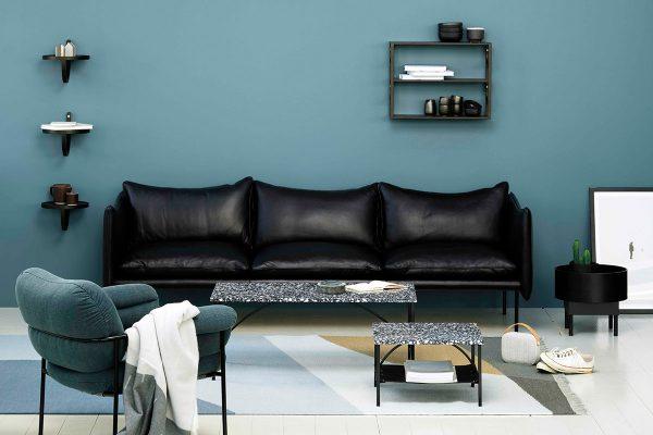 Fogia – Sofa-Kollektion Tiki
