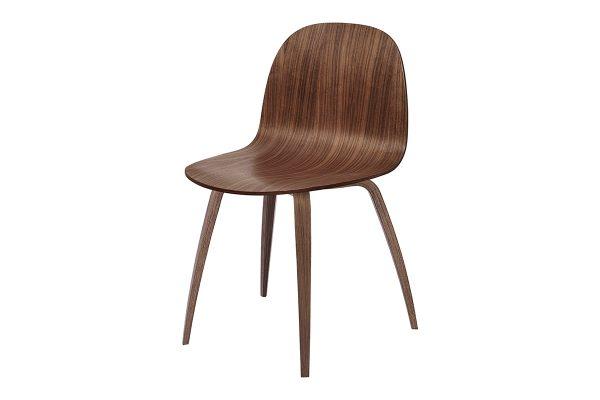 Gubi – Stuhl 2D
