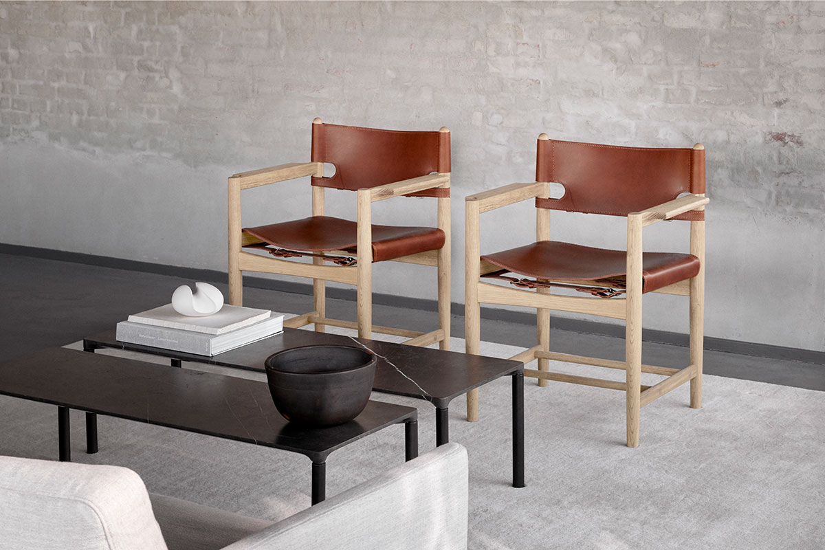 Fredericia Spanish Dining Chair