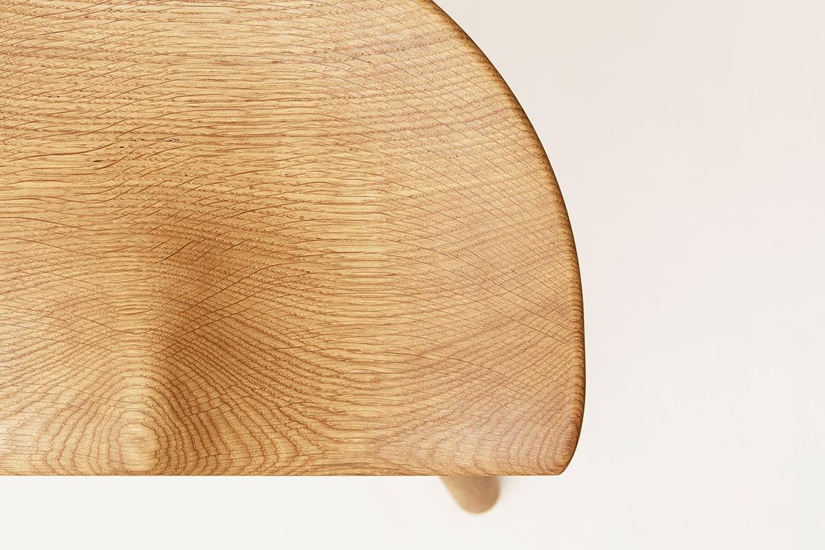 Form & Refine Shoemaker Hocker