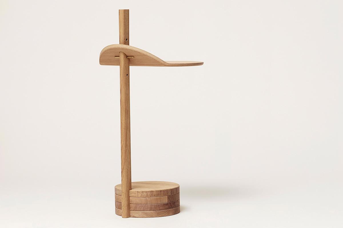 Form & Refine Stilk Beistelltisch