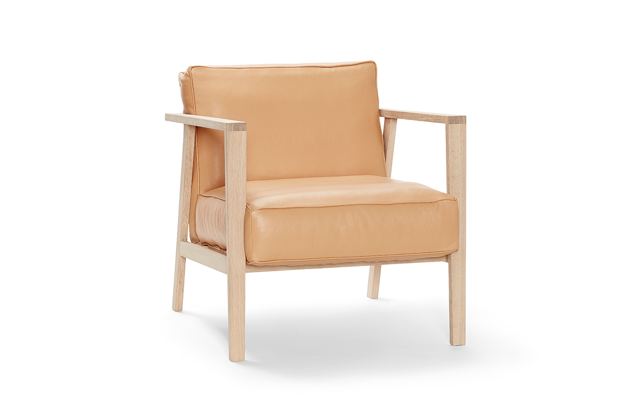 Andersen Loungesessel LC1