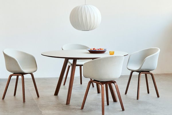 HAY – The Walnut Collection