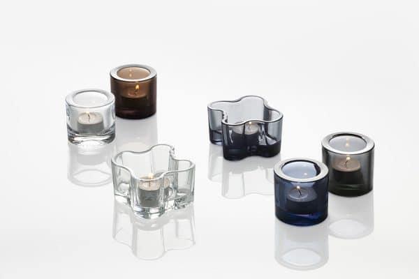 Iittala – Kivi Teelichthalter