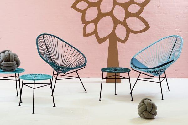 Ok Design – Stuhl Acapulco