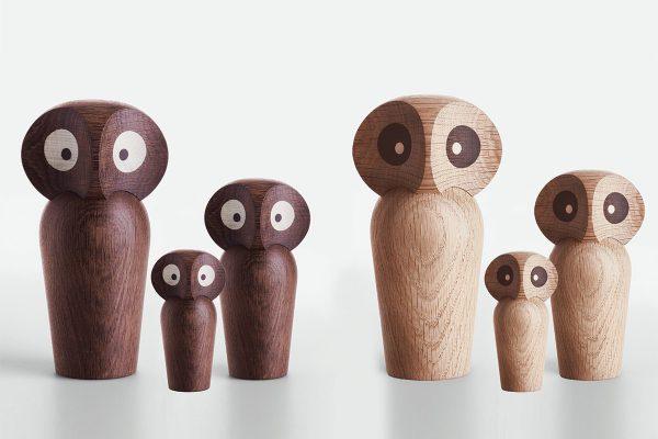 Architectmade – Dekofigur Owl