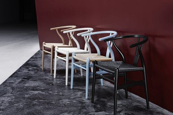 Carl Hansen – CH24 Wishbone Y-Chair