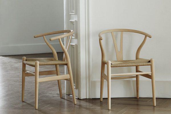 Carl Hansen – CH24 Wishbone Y-Chair
