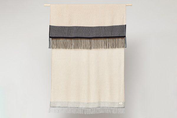 Form & Refine – Decke Aymara Stripes
