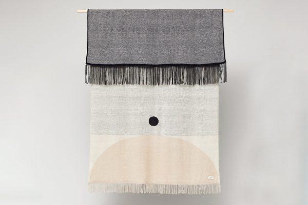 Form & Refine – Decke Aymara Pattern Cream