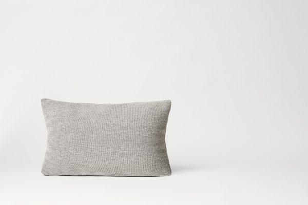 Form & Refine – Kissen Aymara Grey