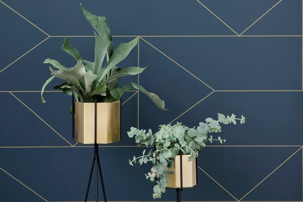 ferm Living – Blumentöpfe Hexagon