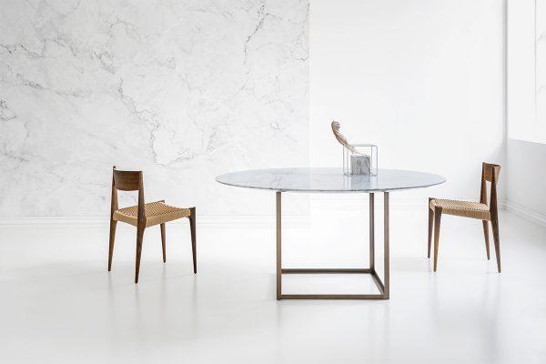 dk3 – Tisch Jewel Round Marble
