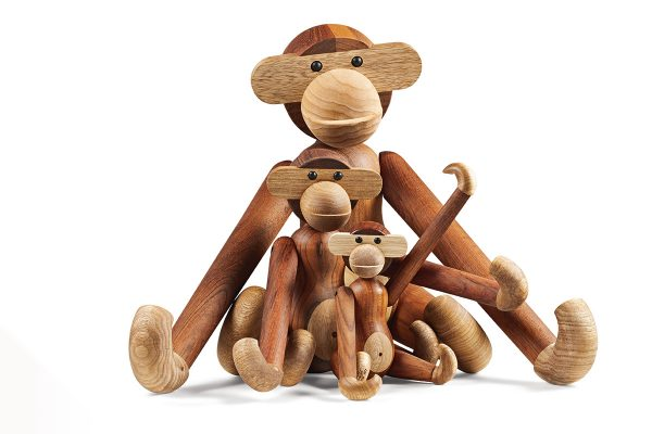 Kay Bojesen – Dekofigur Monkey