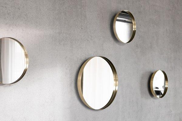 Menu – Wandspiegel Darkly