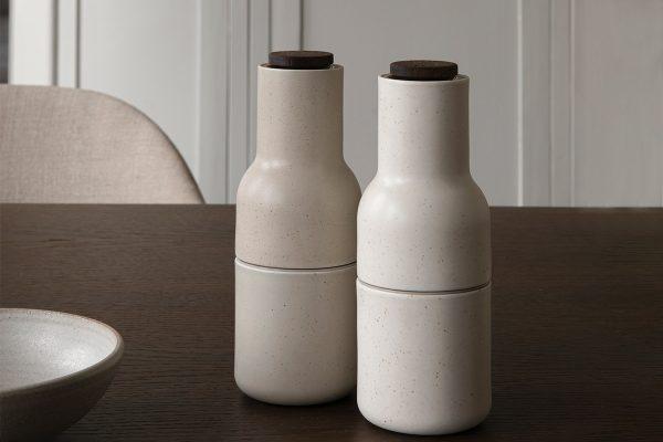 Menu – Salz- und Pfeffermühle Bottle
