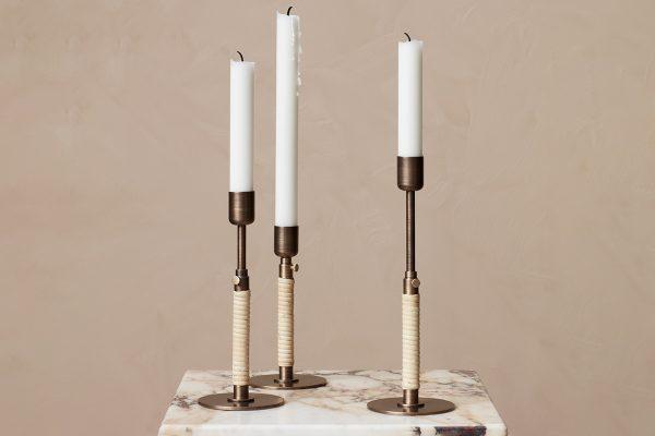 Menu – Kerzenständer Duca