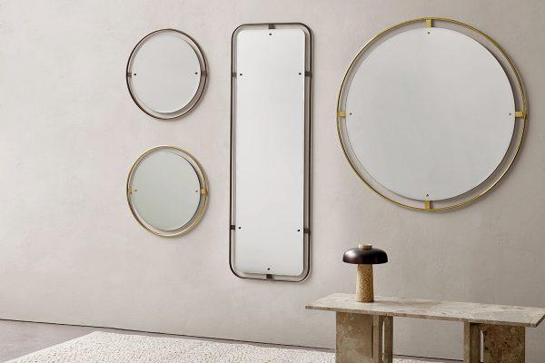 Menu – Wandspiegel Nimbus