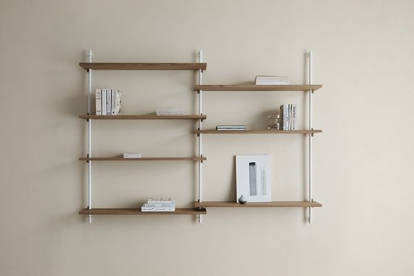 MOEBE – Shelving System Wall