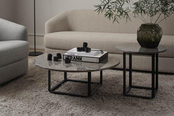 New Works – Couch- und Beistelltisch Florence