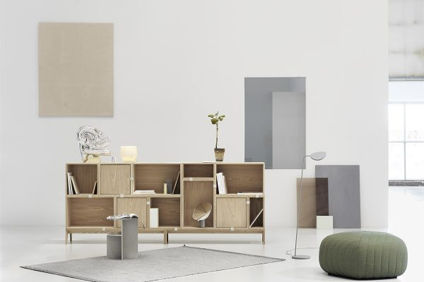 Muuto – Build Your Own Stacked Storage System!