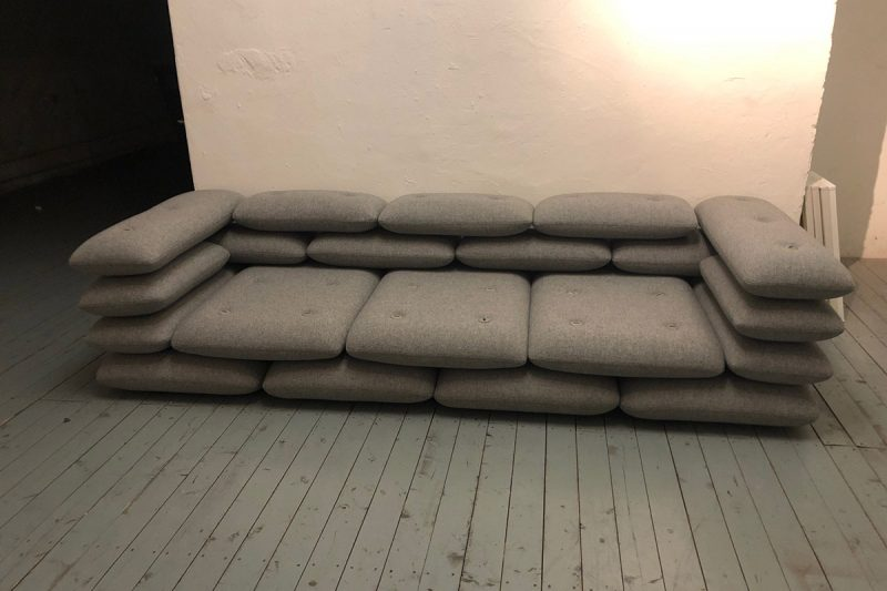 Versus Sofa Brick