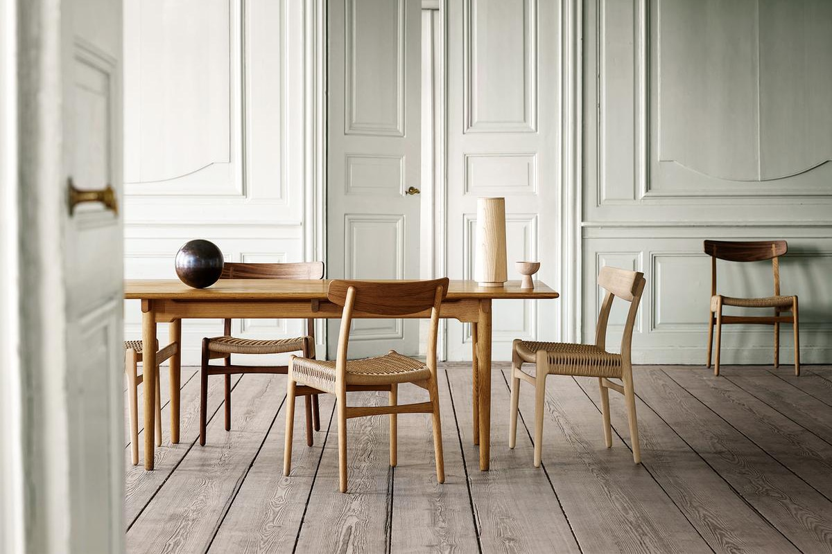 Carl Hansen Ch 23 Dining Chair 183 Scandinavian Design