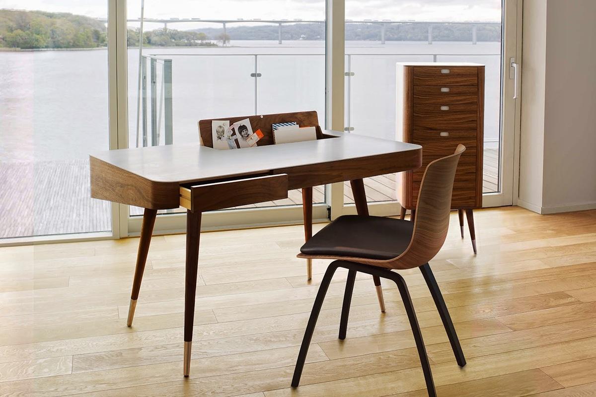 Schreibtisch Ak 1330 Scandinavian Design House Wien